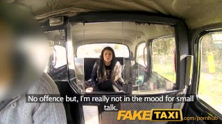 Cock home or suck walk my faketaxi reality amateur