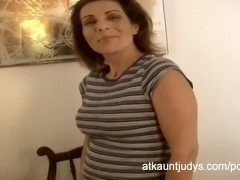 Milf Emily Is Timid But Desperate For Her Orgasm