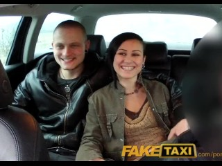 Babe Gets Ass Fucked Faketaxi I Join Horny Married Couple For An Awesome Threesome