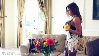 FANTASY HD French Maid fucked while she works Style reverse