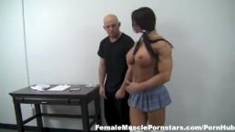 Angela Salvagno - Domme Detention