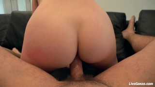 LiveGonzo Kagney Linn Karter Sexy Babe Getting Fucked All Over