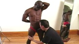 Sucking Troy Moreno