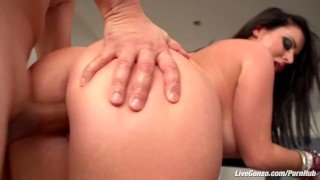 LiveGonzo Sophie Dee BBW Gets Some Hard Anal Action  big tits ass tits boobs bbw huge sexy fucking busty curvy welsh brunette anal fucked livegonzo big butt