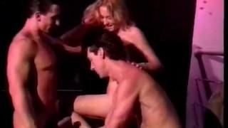 Big Buff And Bi 2 - Scene 5  3some pornhub.com fmm bi blonde blowjob cumshots hairy classic small-tits anal vintage ass-fucking