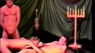 Big Buff And Bi 2 - Scene 3  classic bi cumshots threesome anal small-tits fmm pornhub.com hairy vintage pussy-licking blowjob