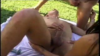 Bi Space - Scene 4 cuckolds daisy-chain raven latina pornhub-com heels bi blowjob fingering cumshots guy-on-guy outdoor anal brunette latin big-dick pussy-licking