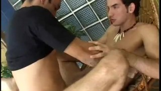Man whores  scene sucking hunk