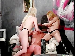 Transsexual Dynasty 4 - Scene 1