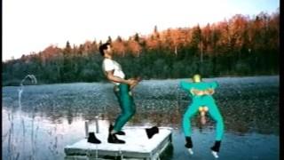 Gay Fun One 2 - Scene 6 Twerking outside