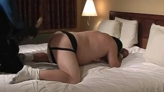 A Super Vacation - Scene 1 Brunette fetish