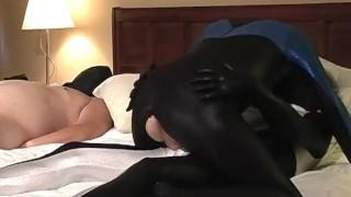 Spandex Spanking And Sucking - Scene 2