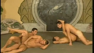 The Janos Volt Collection - Scene 4 Gay men