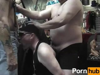 Junior Takes A Licking 2 - Scene 4