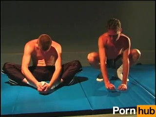 Young Barefoot Workout – Scene 2