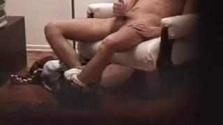 Straight Guys Caught On Tape 7 - Scene 4 Bearfilms tattoo
