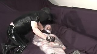 Milking The Mummy - Scene 2 Creampie faggot