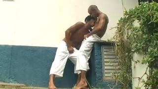 scene capoeira black blowjob