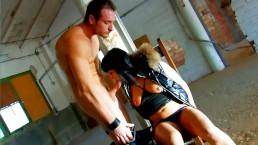 Leo Galvez seduced a hot Latina at the supermarket and fucks her silly