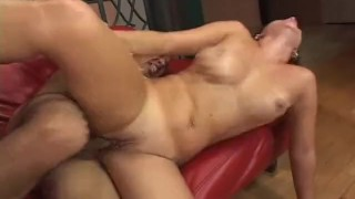 Danish office Milf fucked and squirted on the table