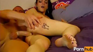Babe of loves cock spanish alt skinny her inside deep pornhub.com