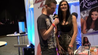 At  exxxotica tv pornhub kendall karson with pornhubtv city