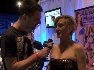 PornhubTV with Paige Little at eXXXotica 2013
