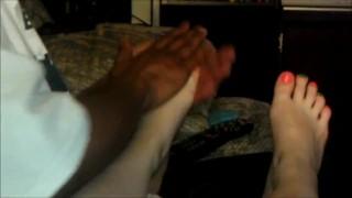 Bitch my loving massage fingering