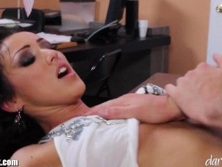 DaringSex Breanne Benson Gets her Perfect Pussy Fucked