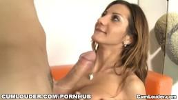 Sweet Alice Romain is seduced and fucked hard