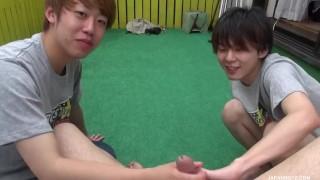 Boys boys will be japanese hand