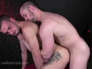 Dylan Hyde Takes Owen Hawks Fat Cock