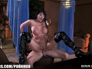 Mom Voyuer Porn BRAZZERS - 2 in 1 Eva Karera and Rachel Starr