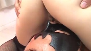 Preview 1 of Nasty asian babe Mei MIsaki gets massive cumshot