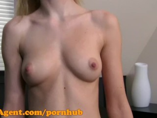 Amateur Family Sex Tube FakeAgent HD 19 year old student perfect creampie