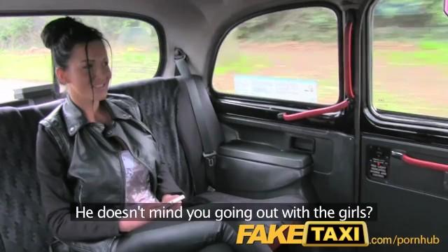 Blonde Anal Milf Fake Taxi