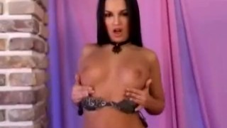 Honey Teases Wth Sexy Ass
