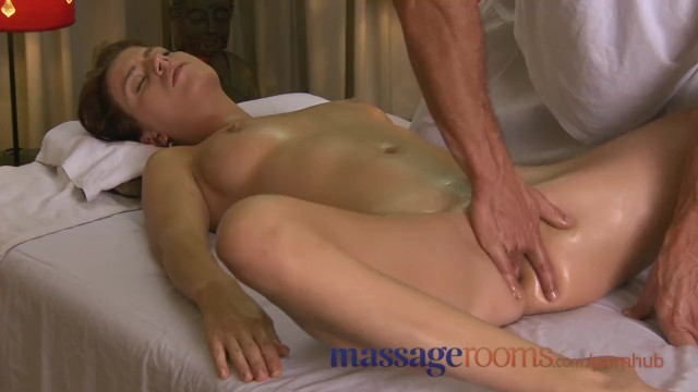 All g sex Massage rooms tight girls orgasm from advanced g-spot techniques