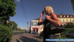 PublicAgent - Une blonde époustouflante adore se faire baiser par ma grosse queue (p1102)