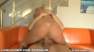 Jizz fucked angelica and castro swallows gets cumshot sex