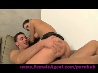 FemaleAgent. Young stud desperate for work
