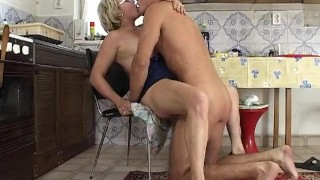 Preview 6 of If Mama Make A Sandwich Will You Fuck And Feed Her Your Cum?