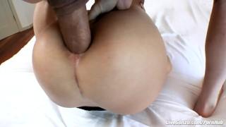 LiveGonzo Aubrey Addams Hot Anal Orgasms