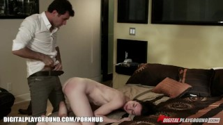 Dean brunette makes stoya her amazingly love man to james sexy fingering digitalplayground