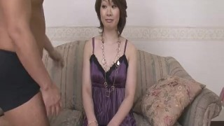 Rio Kagawa Orders A Double Creampie After Her DP  japanese milf hardcore mother asian oriental mom
