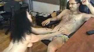Webcam sucks babe milf cock sexy on oral blowjobs