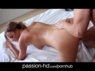 PassionHD 34dd naturelle titty fuck