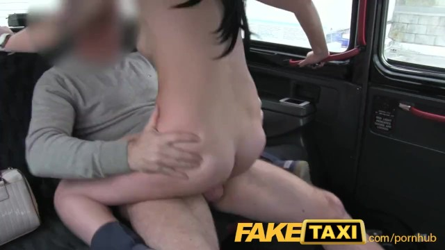 Fake Taxi Busty Blonde British