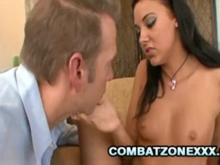 The Road To El Dorado Porn Ivy Winters - Stunning Brunette Fucked By Sugar Daddy, Brunette Pornstar