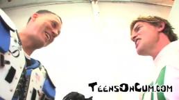 Kimberly's Teen Glazing HD